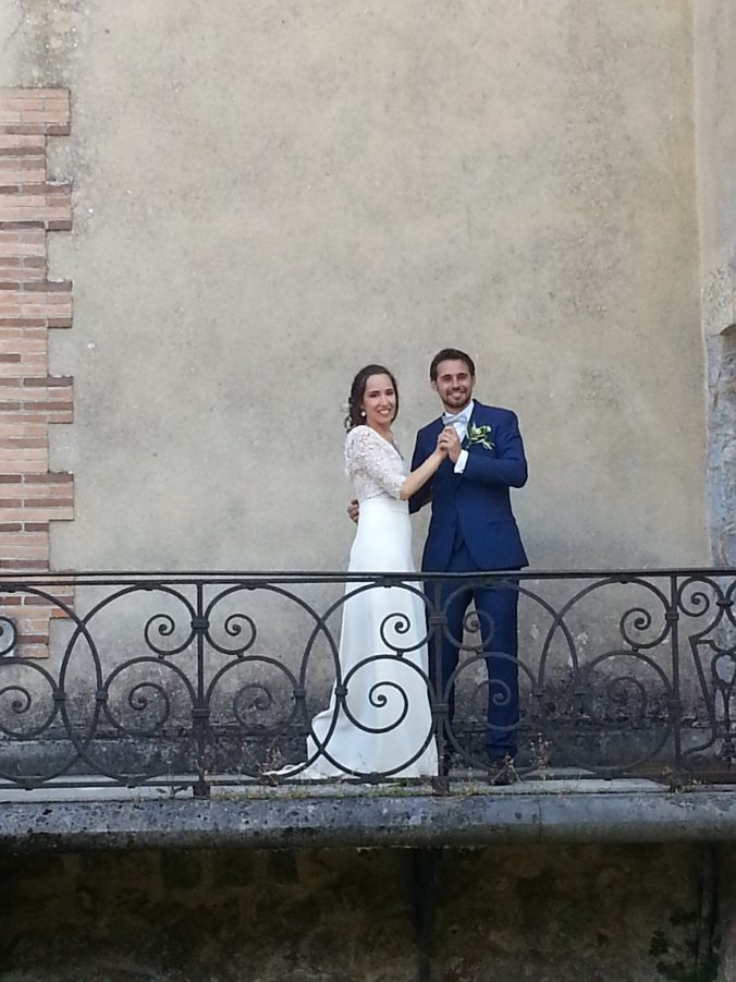 mariage sara et clément
