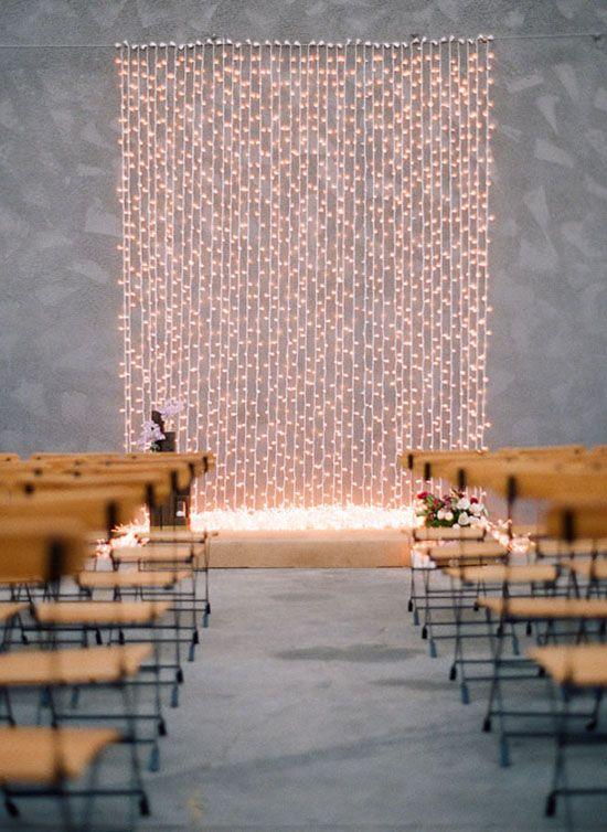cérémonie laïque en intérieur